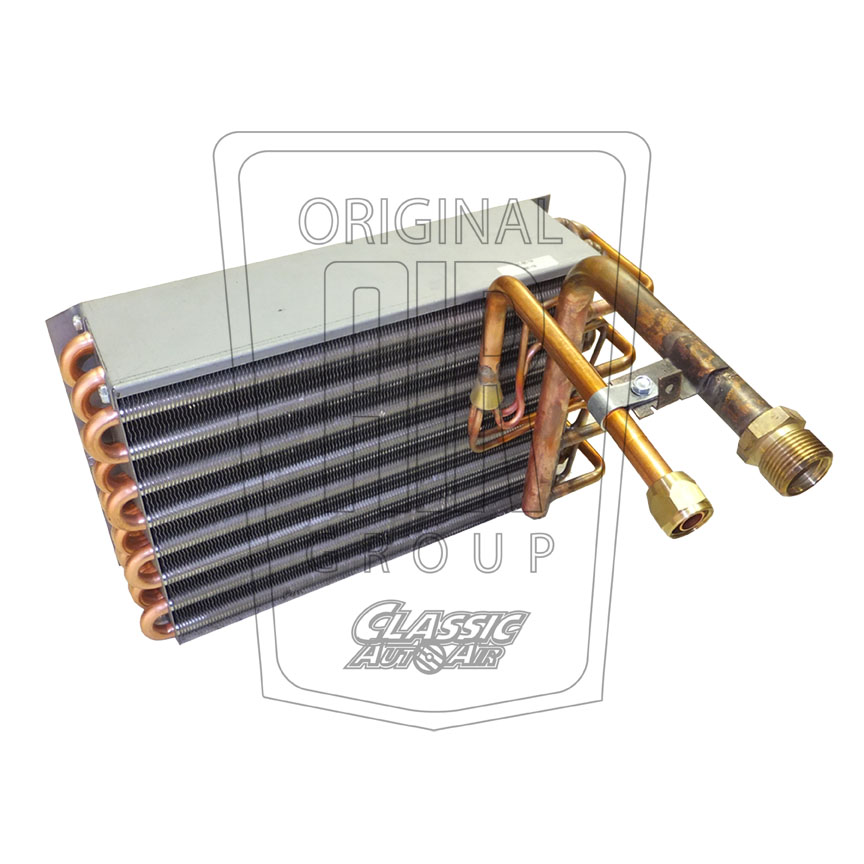 Shown 1970-74 E-Body Evaporator, New