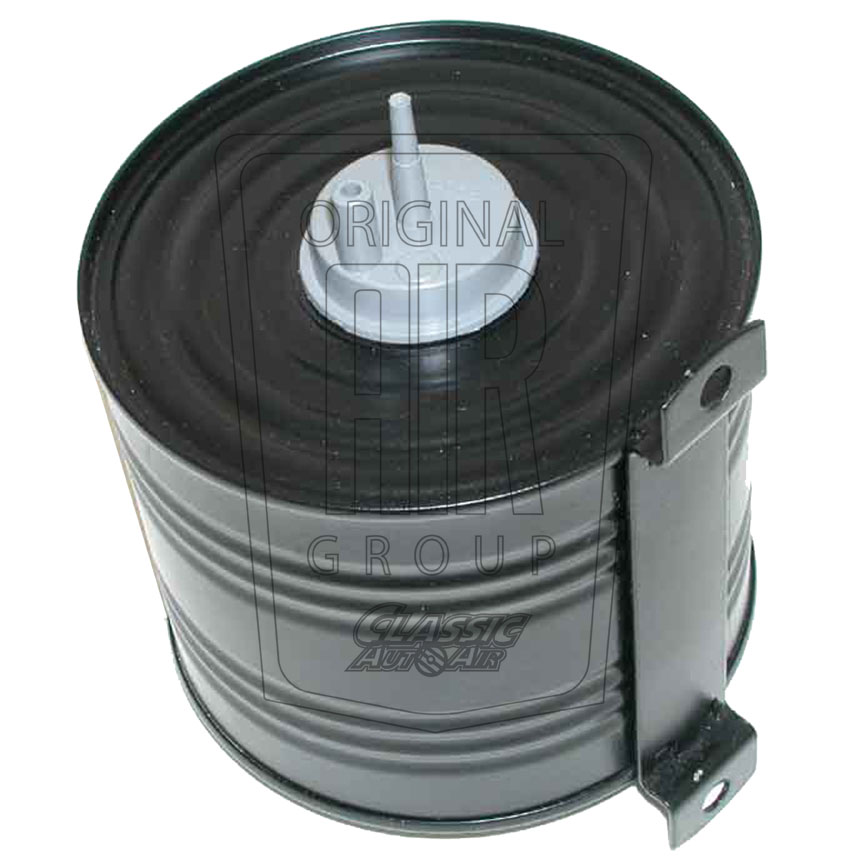 Shown 68-70 B-Body A/C Vacuum Canister
