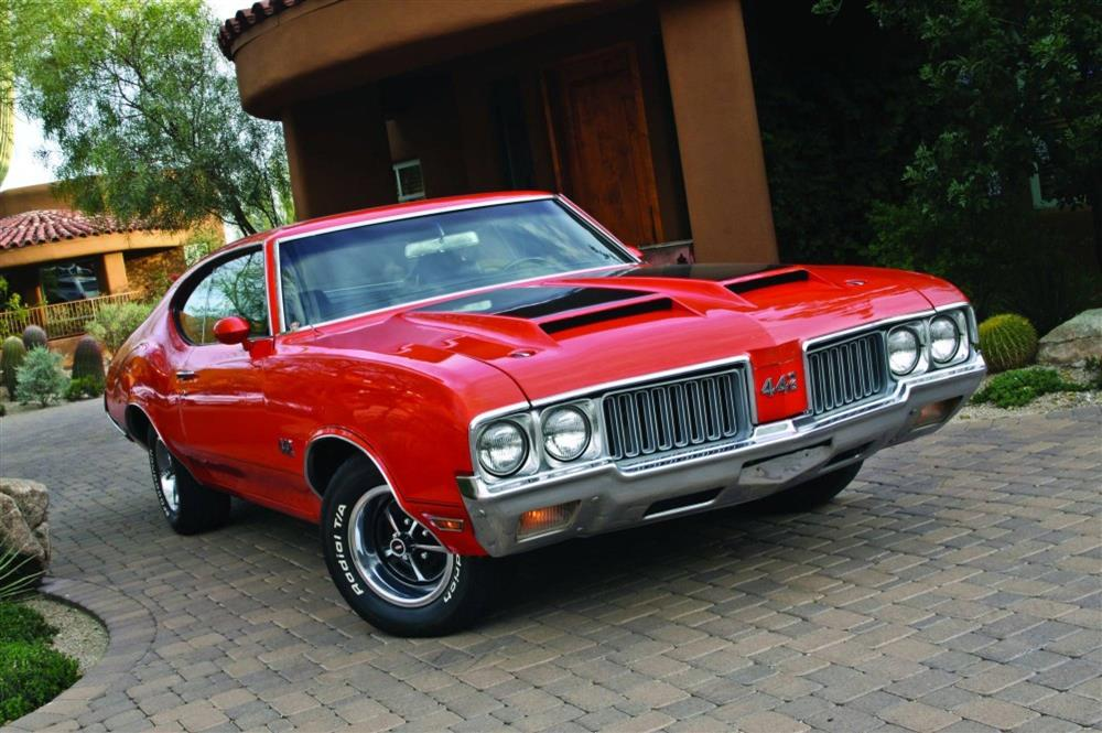 5 Of The Most Sought After Classic Muscle Cars   Original