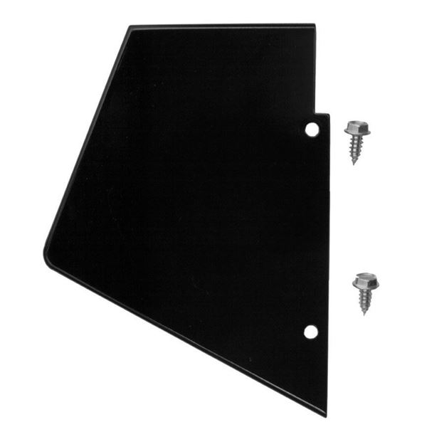 64-65 Mustang Freon Hose Side Cover