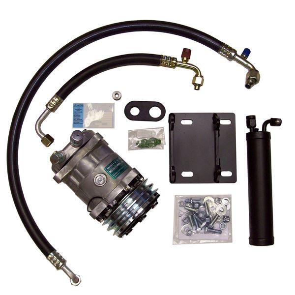 64-65 Ford/Mercury A/C Compressor Performance Upgrade Kit V8 STAGE-1