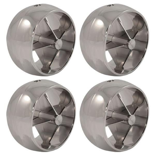 66 Mustang Ball A/C Under-Dash Unit Ball Louver Set