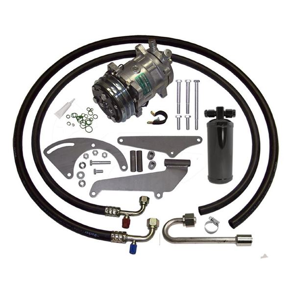67 Chevy/GMC Truck A/C Compressor Performance Upgrade Kit V8 STAGE-1