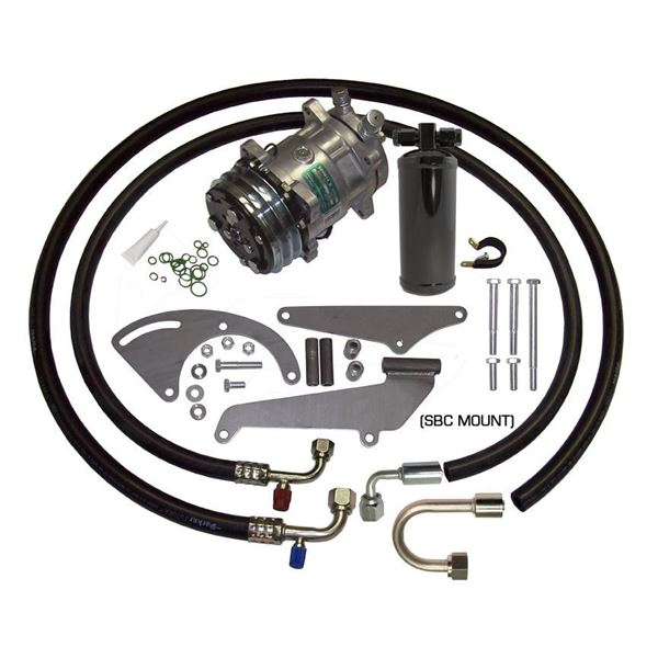 71-73 Chevy Impala A/C Compressor Performance Upgrade Kit V8 STAGE-1
