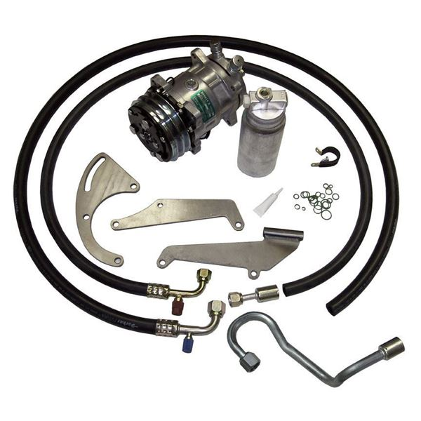 71-73 Camaro A/C Compressor Performance Upgrade Kit V8 STAGE-1
