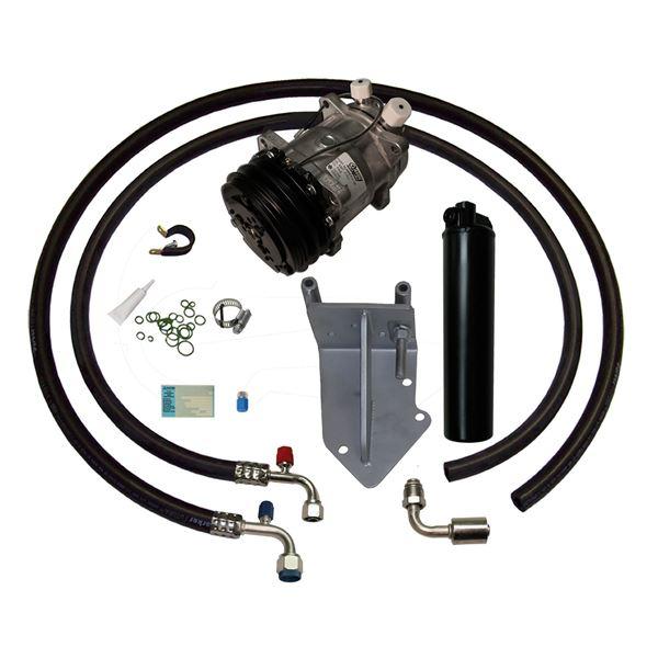 64-65 GTO/Lemans  A/C Compressor Performance Upgrade Kit V8 STAGE-1