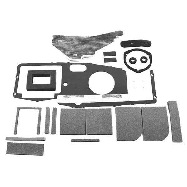 71-74 MOPAR B-Body A/C Box Basic Seal Kit