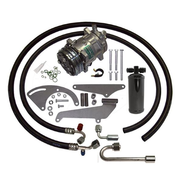 72 Chevy/GMC Truck A/C Compressor Performance Upgrade Kit V8 STAGE-1