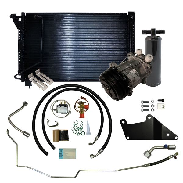 73-74 Charger/Satellite A/C Performance Upgrade Kit Big Block STAGE-2