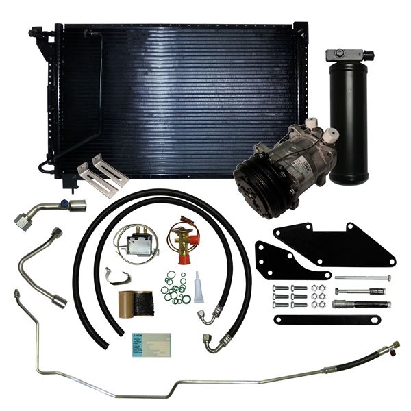 73-74 Charger/Satellite A/C Performance Upgrade Kit Small Block STAGE-2