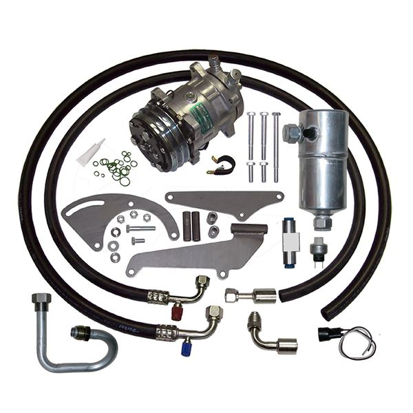 74-76 Camaro A/C Compressor Performance Upgrade Kit V8 STAGE-1