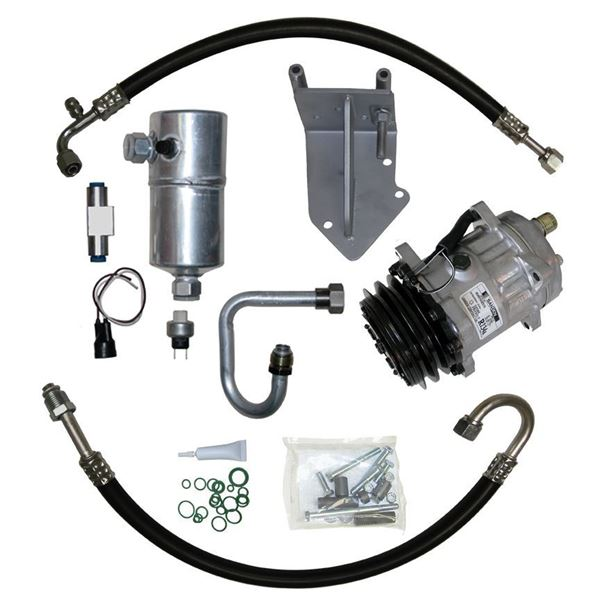 74-76 Firebird A/C Compressor Performance Upgrade Kit V8 STAGE-1 134a