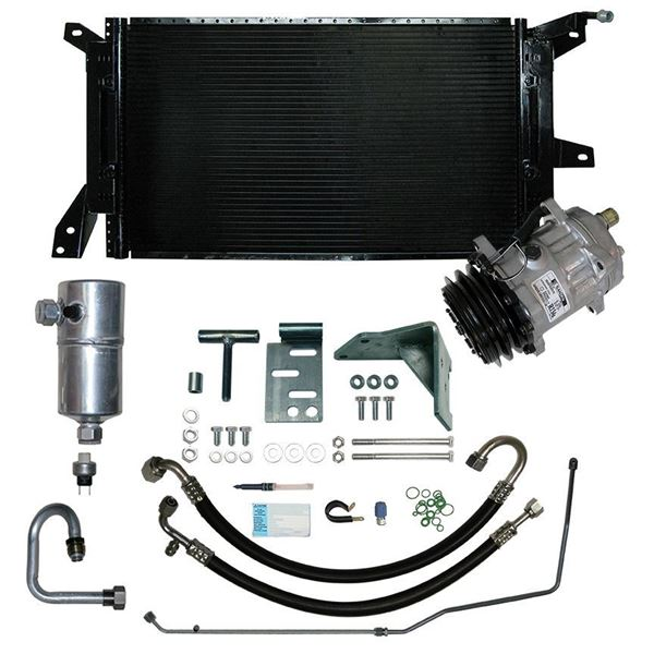 77-78 1/2 Firebird A/C Performance Upgrade Kit V8 w/Pressure Switch STAGE-2