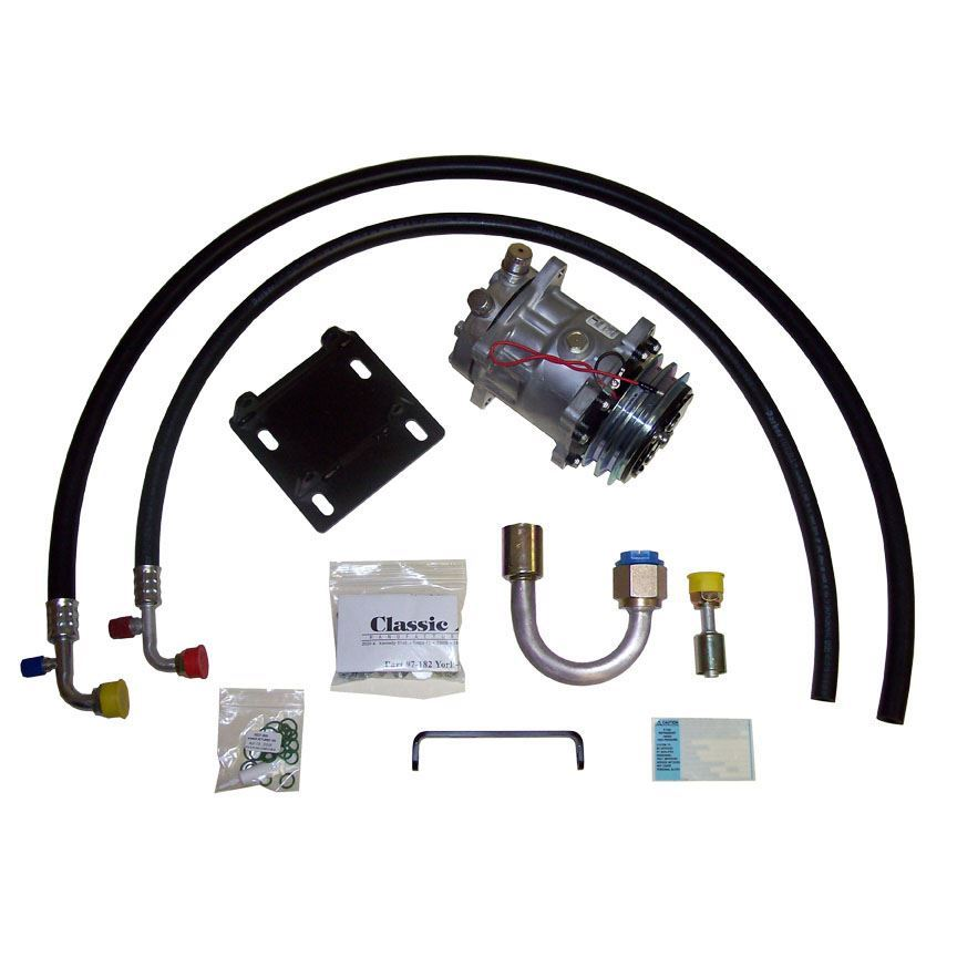 77 C Compressor Performance Upgrade Kit