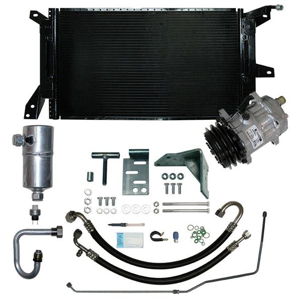 78 1/2-81 Firebird A/C Performance Upgrade Kit Pontiac or Olds V8 STAGE-2 (Exc. Turbo)