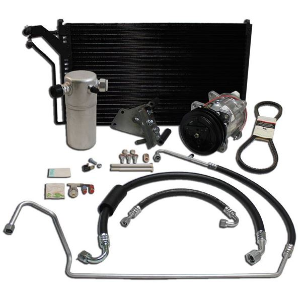 81-88 GM A & G-Body A/C Performance Upgrade Kit w/CHEVY V8 STAGE-2