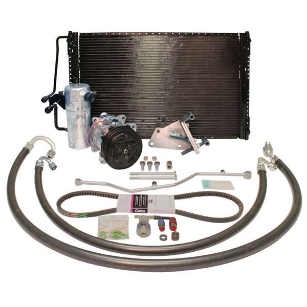 86-87 Camaro/Firebird A/C Performance Upgrade Kit TPI STAGE-2