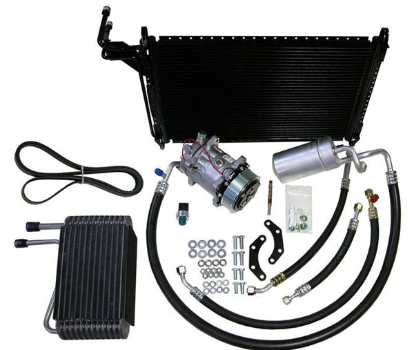 86-93 Mustang/Capri A/C Performance Upgrade Kit 5.0 STAGE-3