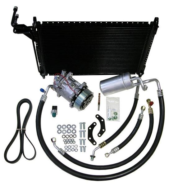 87-93 Mustang A/C Performance Upgrade 5.0 Kit STAGE-2