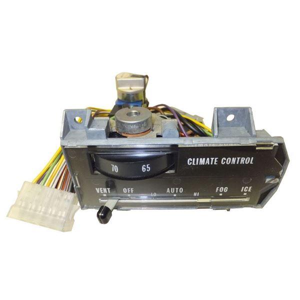 GM Automatic Temp Control Head Rebuilding Service