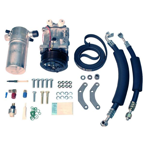 88-92 Camaro/Firebird A/C Compressor Performance Upgrade Kit V8 STAGE-1