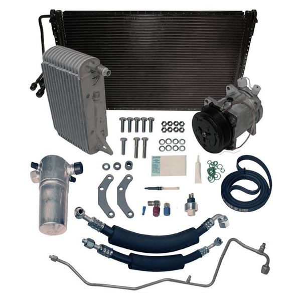 88-92 Camaro/Firebird A/C Performance Upgrade Kit V8 STAGE-3