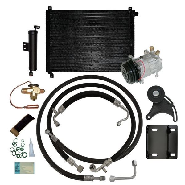 EARLY 67* Mustang/Cougar A/C Performance Upgrade Kit 289/302 STAGE-2