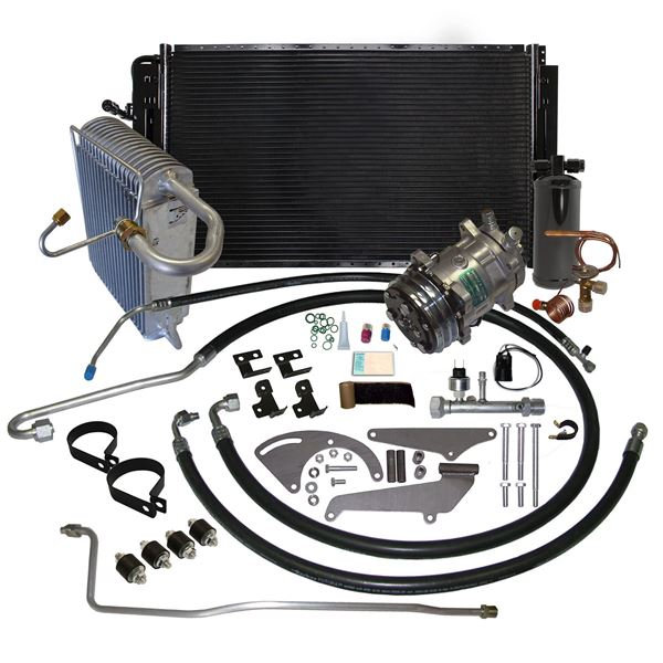 70-72 Monte Carlo A/C Performance Upgrade Kit V8 STAGE-3