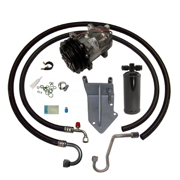 70-71 Firebird A/C Compressor Performance Upgrade Kit V8 STAGE-1