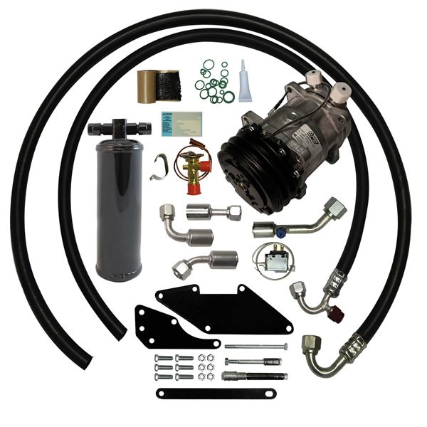 65-69 Dodge/Plymouth Small Block A/C Upgrade Kit STAGE-1