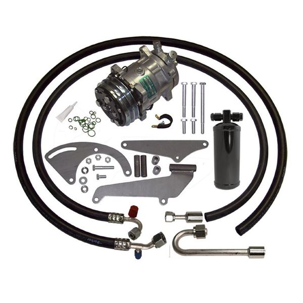 69-Early 74 Nova A/C Compressor Performance Upgrade Kit V8 STAGE-1