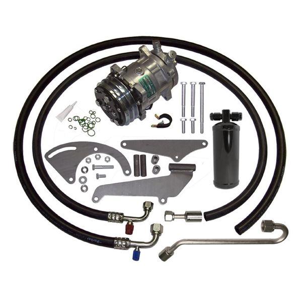 69-72 Chevelle/Monte Carlo A/C Compressor Performance Upgrade Kit V8 STAGE-1