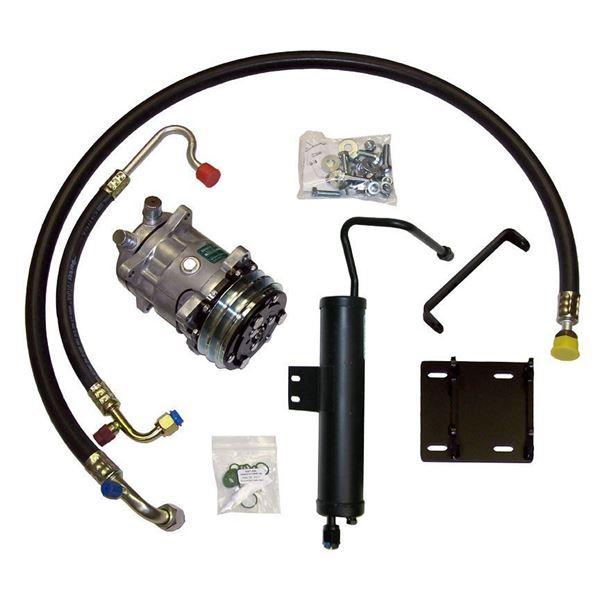 69-70 Mustang/Cougar A/C Compressor Upgrade Kit V8 STAGE-1