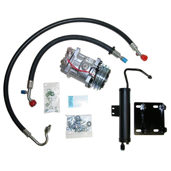 69-70 Mustang A/C Compressor Kit 6 Cyl. STAGE-1