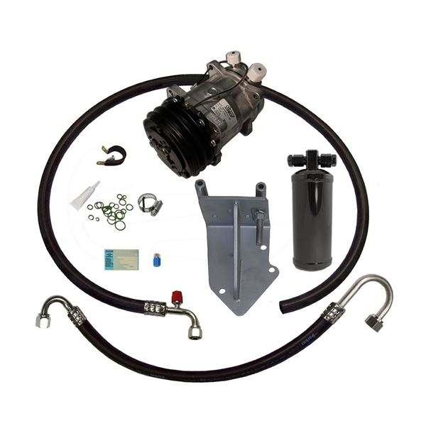 69 Firebird A/C Compressor Performance Upgrade Kit V8 STAGE-1