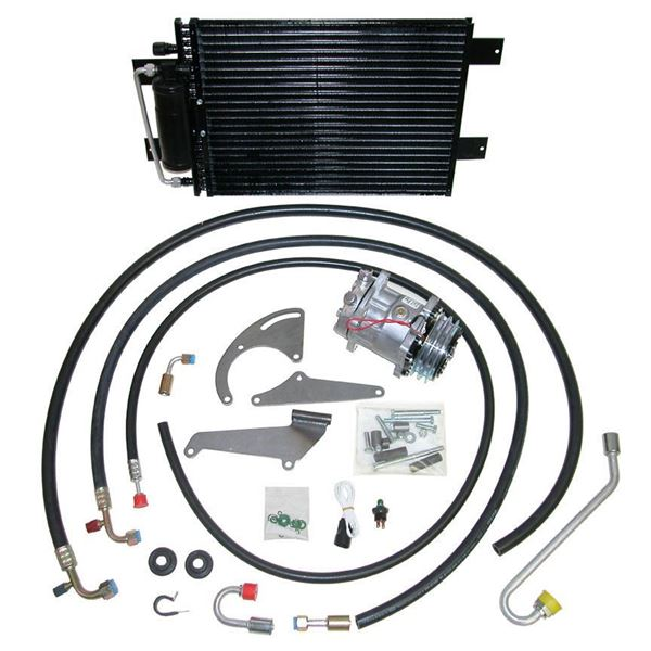69 Chevelle/El Camino A/C Performance Upgrade Kit V8 STAGE-2