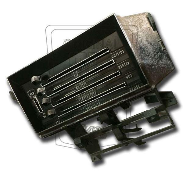 66-67 Chevelle A/C Heater Control Rebuilding Service