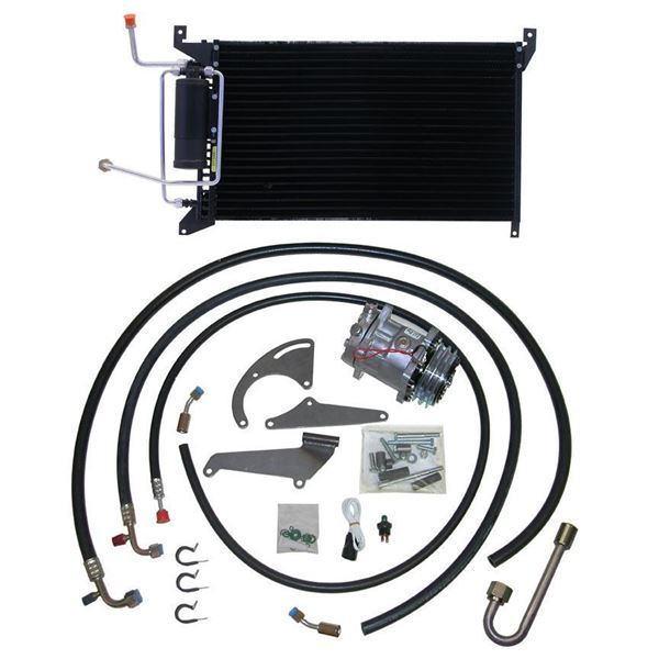67-72 Chevy Truck A/C Performance Upgrade Kit V8 STAGE-2