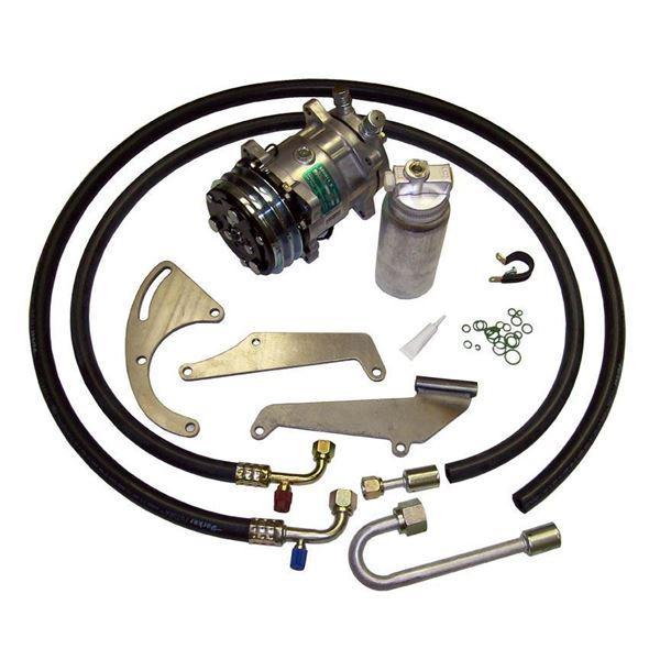 68 Firebird A/C Compressor Performance Upgrade Kit V8 STAGE-1