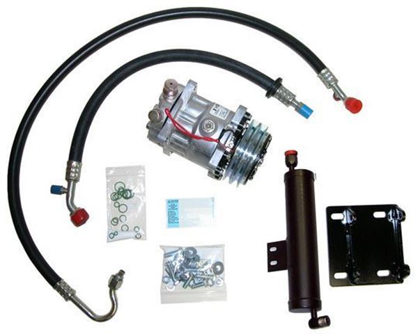 68 Mustang A/C Compressor Kit 6 Cyl. STAGE-1