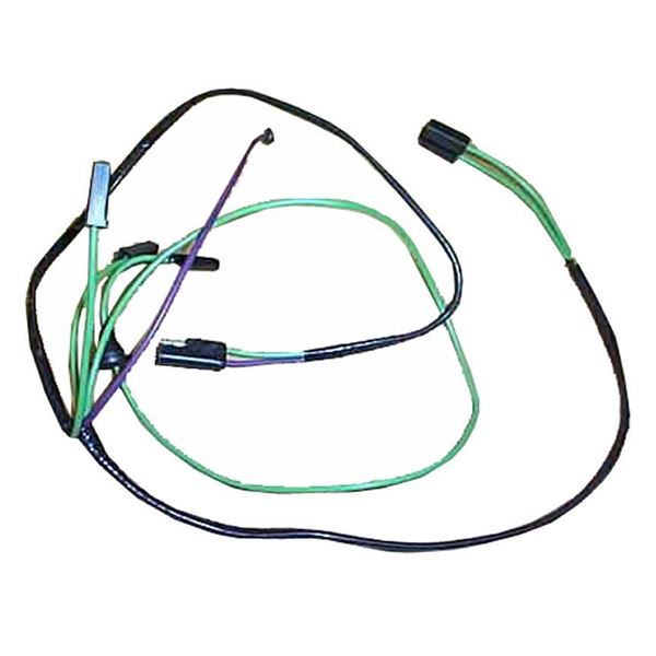68 Mustang/Cougar A/C Heater Blower Wire Harness