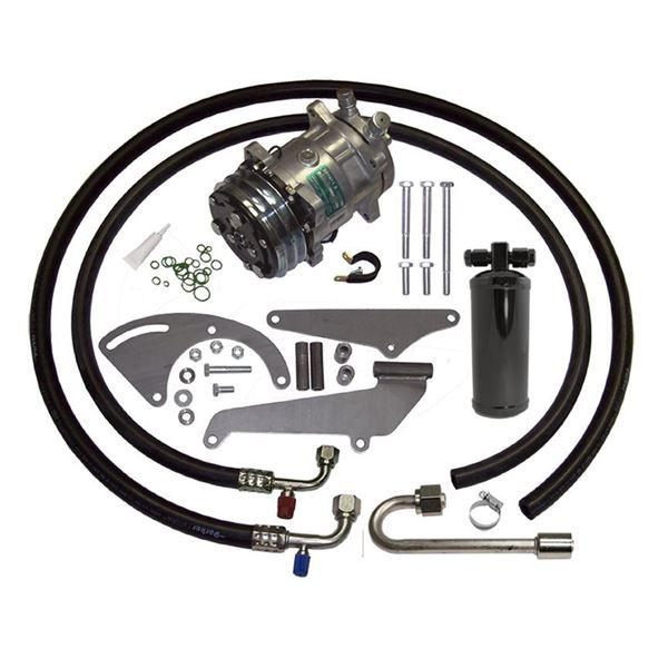 68 Nova A/C Compressor Performance Upgrade Kit V8 STAGE-1