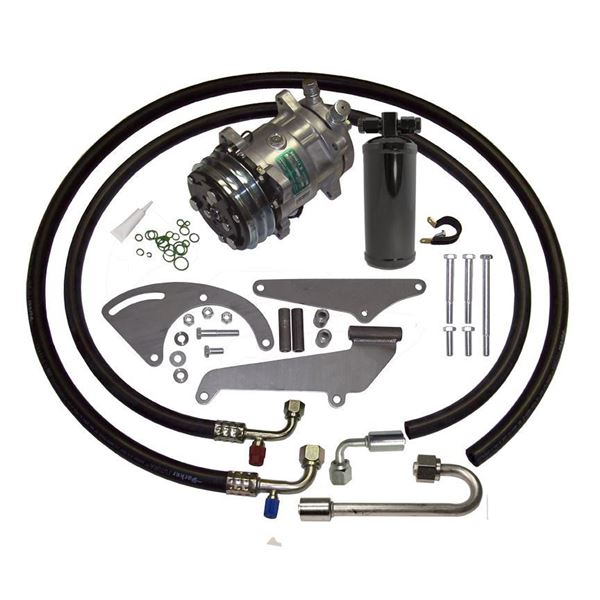 68-71 Chevy/GMC Truck A/C Compressor Upgrade Kit V8 STAGE-1
