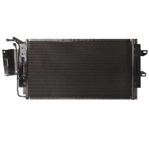 68-72 Pontiac A/C Condenser, High-Performance Parallel Flow