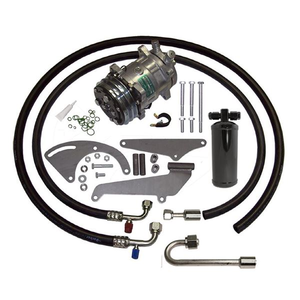 69 Camaro A/C Compressor Performance Upgrade Kit V8 STAGE-1