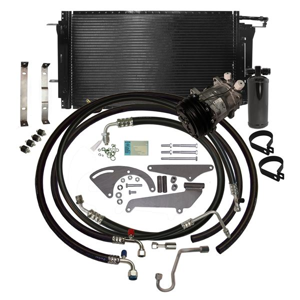 70-73 Camaro A/C Performance Upgrade Kit V8 STAGE-2