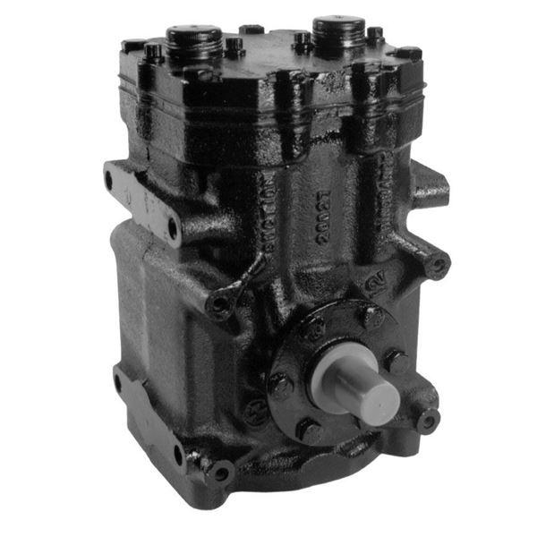 1964-88 HG Tecumseh A/C Compressor Custom Rebuilding Service