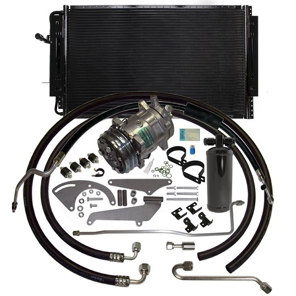 70-72 Chevelle/El Camino A/C Performance Upgrade Kit V8 STAGE-2