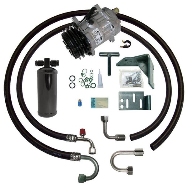 68-72 Cutlass/442/F85 A/C Compressor Performance Upgrade Kit V8 STAGE-1
