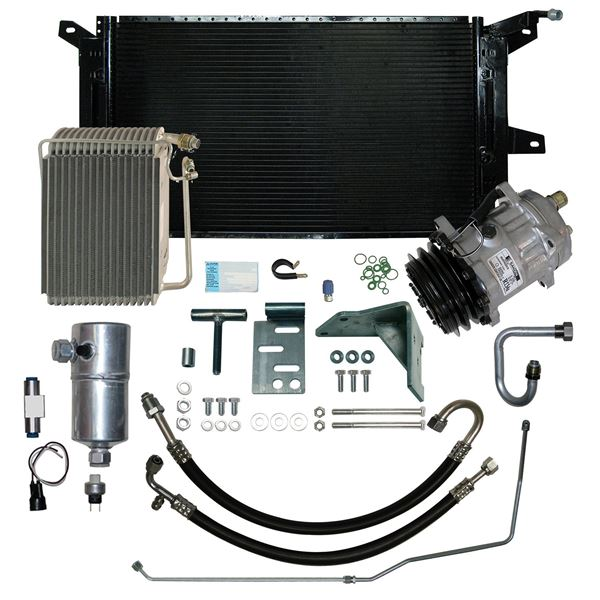 74-76 Firebird A/C Performance Upgrade Kit V8 STAGE-3 134a